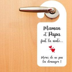 ACCROCHE PORTE PVC SIESTE...