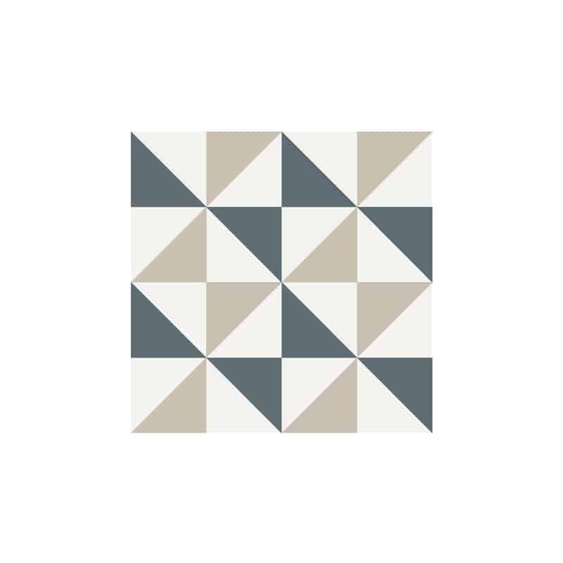 STICKERS CARREAUX DE CIMENT DIAMOND (CIMENT0019)