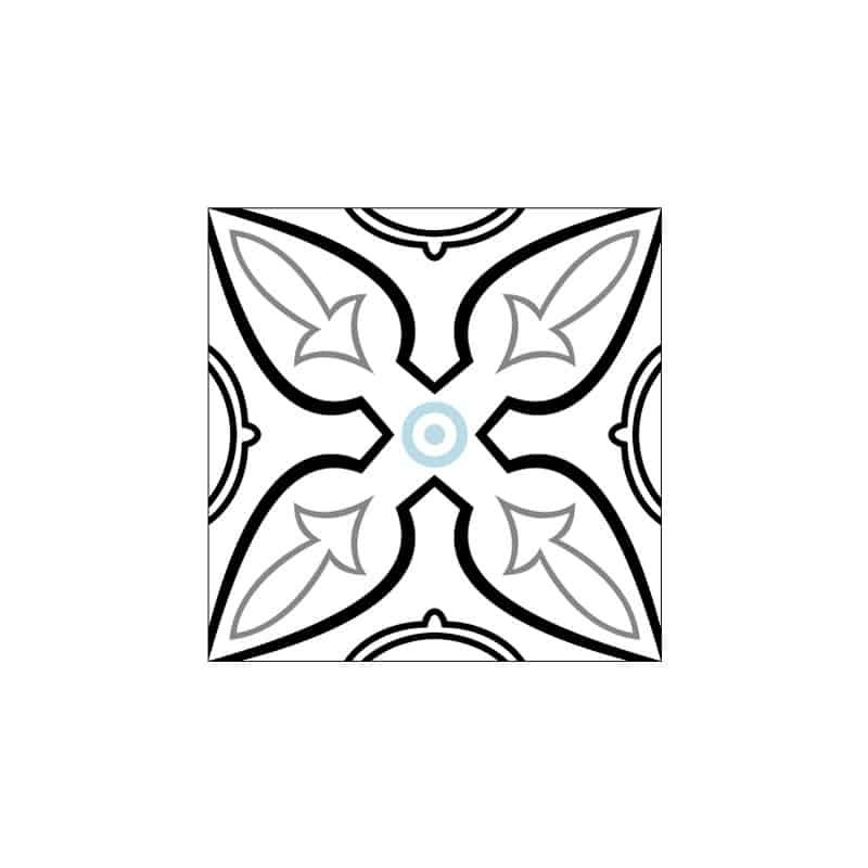 STICKERS CARREAUX DE CIMENT SWORD (CIMENT0067)