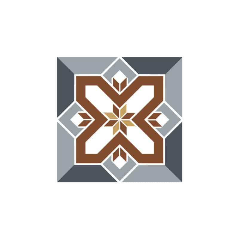 STICKERS CARREAUX DE CIMENT SWORDBLUE (CIMENT0080)