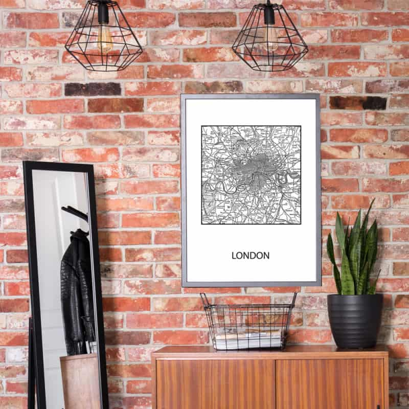 POSTER LONDON (POST0020)