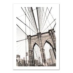 POSTER NY BRIDGE (POST0039)