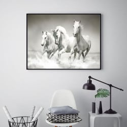 POSTER CHEVAUX (POST0124)