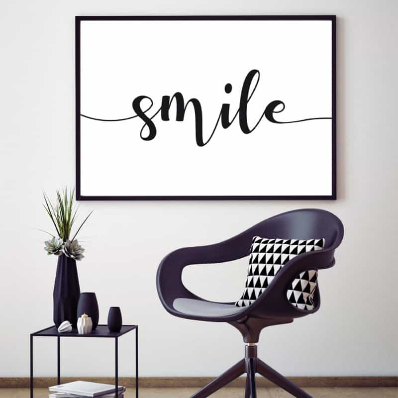 POSTER SMILE (POST0150)