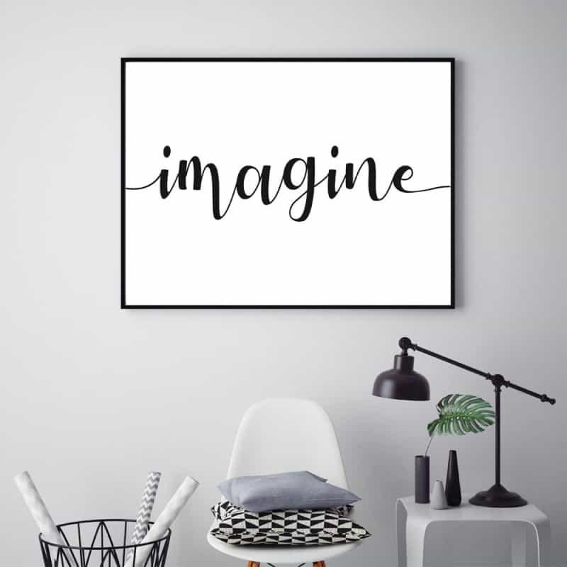 POSTER IMAGINE (POST0151)
