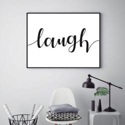 POSTER LAUGH (POST0155)