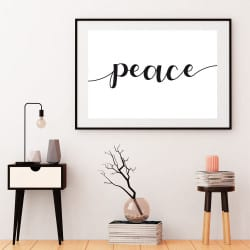 POSTER PEACE (POST0156)