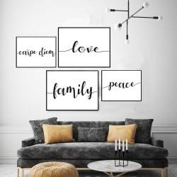 POSTER FAMILY (POST0158)