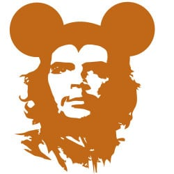STICKERS FUN CHE GUEVARA (D0662)