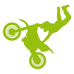 STICKERS MOTO (O0123)