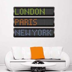STICKERS TABLEAU LED (O0176)