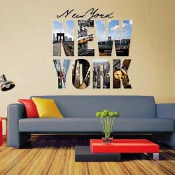 STICKERS NEW YORK VERSION 2 (O0188)