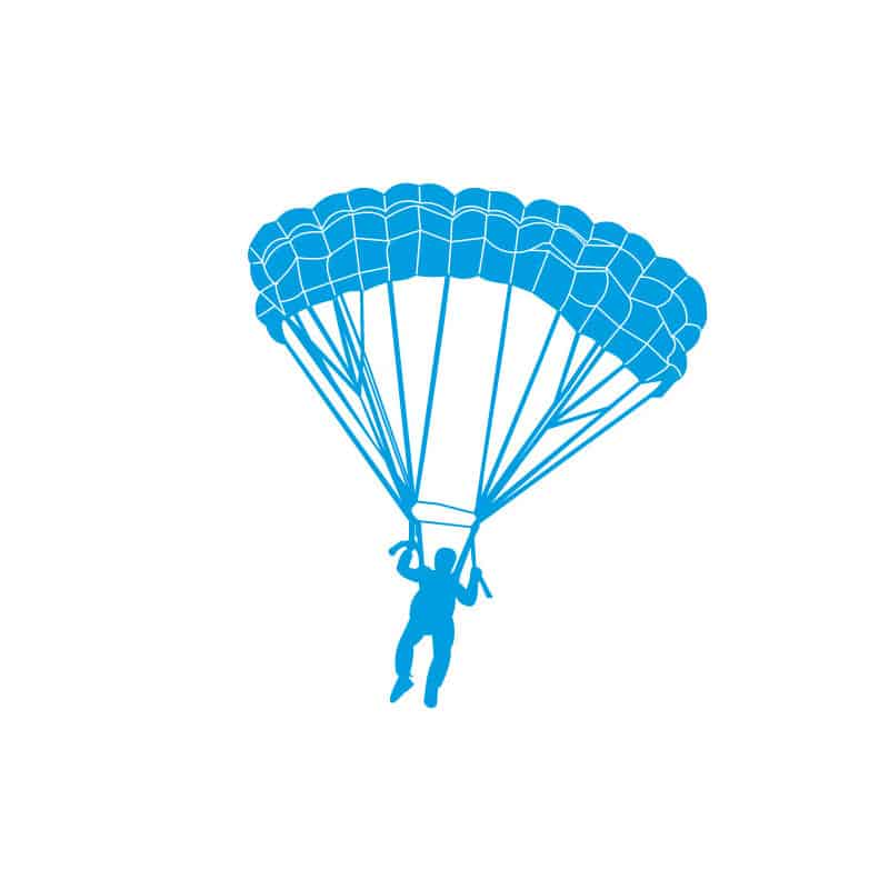 STICKER PARAPENTE(SP0005)
