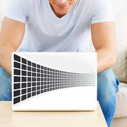 STICKERS PC/MAC PORTABLES W0001
