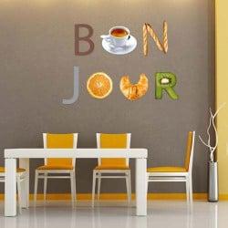 STICKERS BONJOUR TONIQUE (A0373)