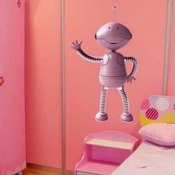 STICKER ROBOT (D0037)