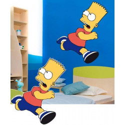 STICKER BART SIMPSON (DA0006)