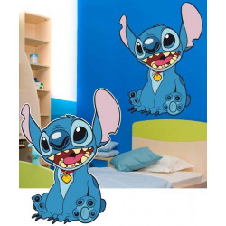 STICKER DISNEY DE STICH (DA0007)