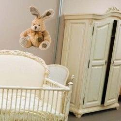 STICKERS POUR ENFANTS D'UN LAPIN (E0061)