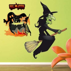STICKERS AFFREUX DUO HALLOWEEN (E0226)