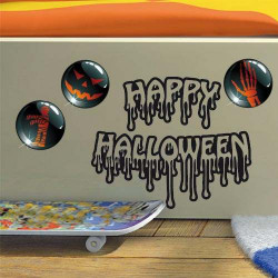 STICKERS PACK HAPPY HALLOWEEN (G0089)