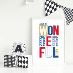 POSTER WONDERFUL BOYS (POST0018)