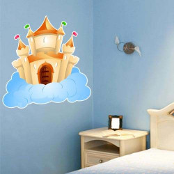 STICKERS CHATEAU PRINCE (E0143)