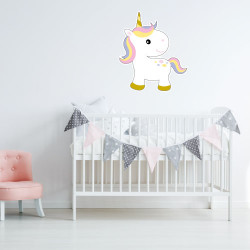 STICKER LICORNE (E0302)