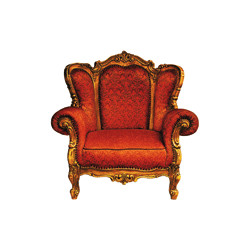 STICKERS FAUTEUIL BAROQUE (A0250)