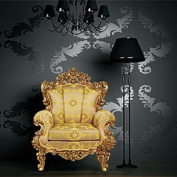 STICKERS FAUTEUIL BAROQUE (A0251)