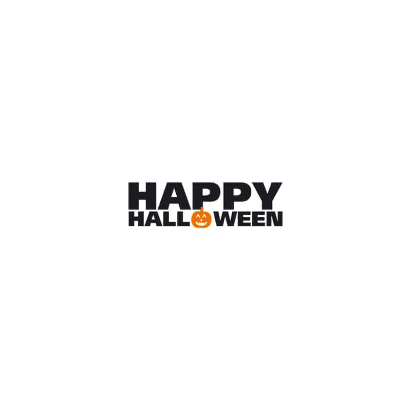 STICKER HAPPY HALLOWEEN (T0008)