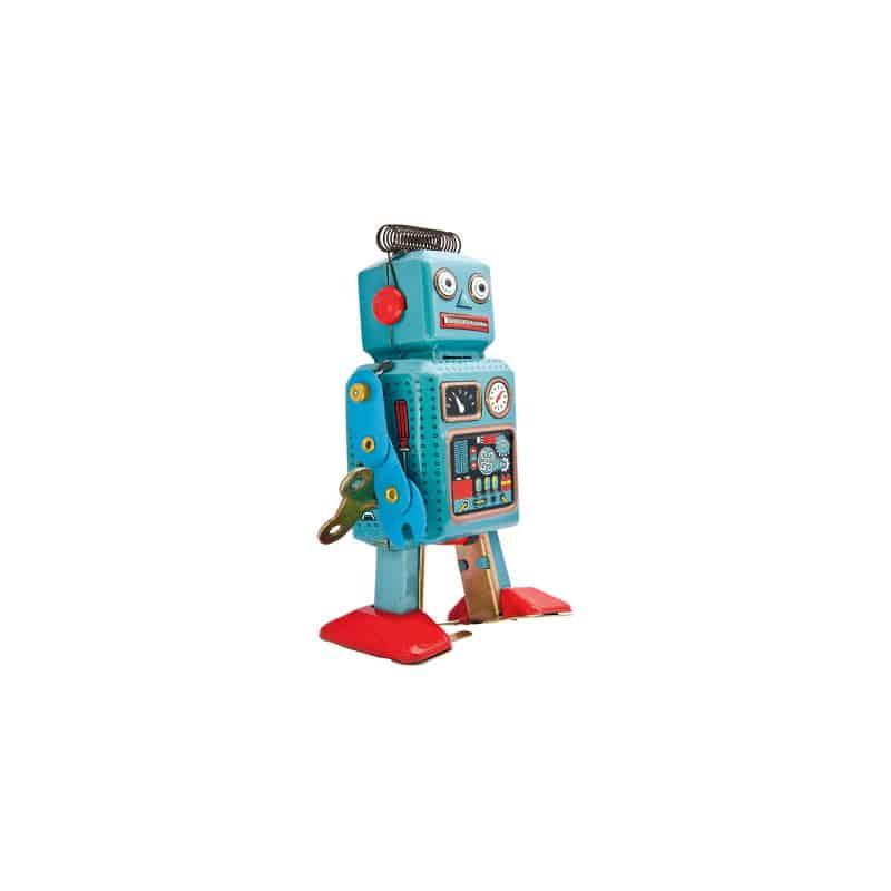 STICKERS ROBOT RETRO (N0019)