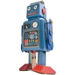 STICKERS ROBOT RETRO (N0023)