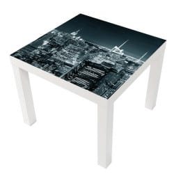 STICKER NEW-YORK TABLE LACK IKEA MILACK004