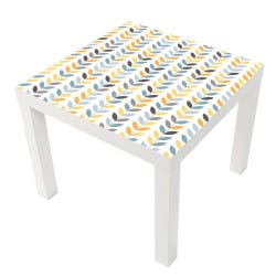STICKER SPING COLOR TABLE IKEA MILACK027