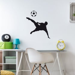 STICKERS FOOTBALLEUR (SP0007)
