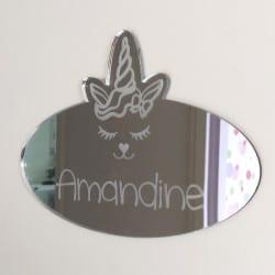 Miroir mural décoratif...