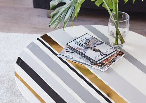 Décoration adhésif meuble