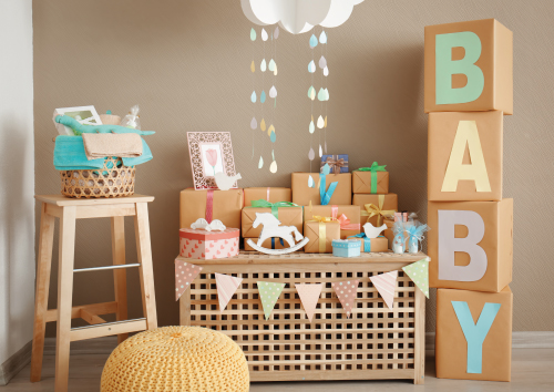 Baby shower & Naissance
