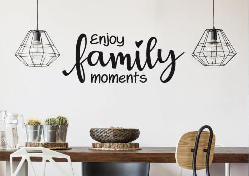 Stickers salon et salle à manger