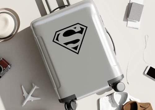 Stickers valise
