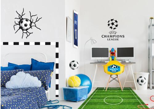 Sticker Sport Football